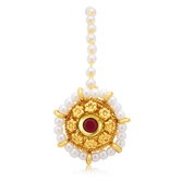 Sukkhi Ritzy Gold Plated Borla For Women