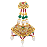 Sukkhi Brilliant Gold Plated Passa For Women