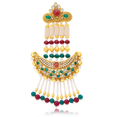 Sukkhi Delightly Gold Plated Passa For Women