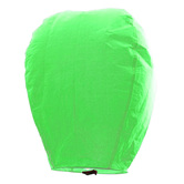 Kaarigar Beautiful Green Paper Made Sky Lantern 106