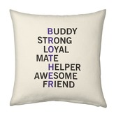 Printed Design Soft Fancy Look Cushion For Brother 934
