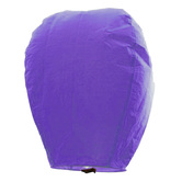 Kaarigar Purple Paper Made Make A Wish Sky Lantern 107
