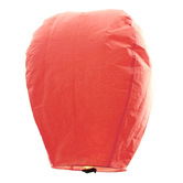 Kaarigar Peach Color Make A Wish Paper Sky Lantern 101