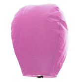 Kaarigar Pink Color Make A Wish Paper Sky Lantern 105