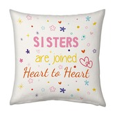 Cute Lovely Design Printed Soft Cushion For Sister 951