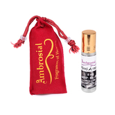 Ambrosial 8ml Mitti Pure & Natural Indian Attar Perfume Concentrate Oil