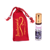 Ambrosial 8ml Black Oud Pure & Natural Indian Attar Perfume Concentrate Oil