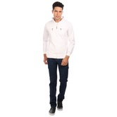 Nu Abc Garments White Faux Leather Jackets For Mens