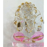 Craftsvilla Crystal Ring Ganesh