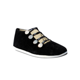 Indilego Black Suede Shoes
