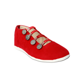 Indilego Red Suede Shoes