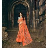 Craftsvilla Orange R...