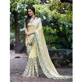 Craftsvilla Multicolor Satin And Silk Embellished Designer Saree