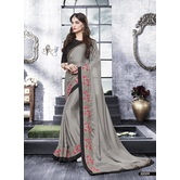 Craftsvilla Grey Sat...