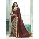 Craftsvilla Brown & ...