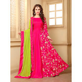 Anarkali Gown By Cra...