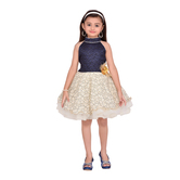 Craftsvilla Blue Color Frock For Girls