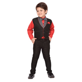 Craftsvilla Black Color Suit Set For Boys