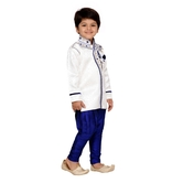 Craftsvilla Blue Color Sherwani For Boys