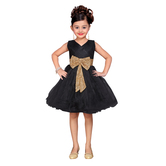 Craftsvilla Black Color Frock For Girls