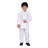 Craftsvilla White Color Pathani Suit For Boys