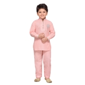Craftsvilla Peach Color Pathani Suit For Boys