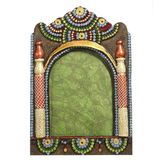 Beautiful Multicolor Wooden Photo Frame