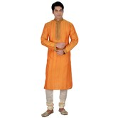 Sanwara Men\'s Yello...