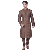 Sanwara Men\'s Brown...