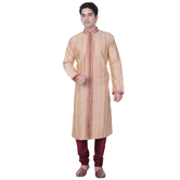 Sanwara Men\'s Beige...