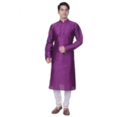 Sanwara Men\'s Purpl...