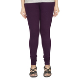 Minu   Premium Deep Purple  Womens  Leggings