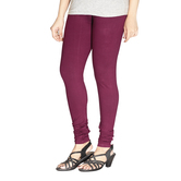 Minu   Premium Wine Purple  Womens  Leggings