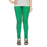 Minu   Premium Green  Womens  Leggings