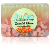 Puriso Handcrafted Soaps Oriental Bloom Bathing Bar 150g