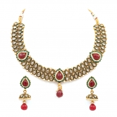 Inaya Heavy Designer Necklace