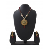 Inaya Must Have Multi Coloured Fashionable Necklace