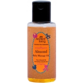 Ancient Living Almond Baby Massage Oil-100ml
