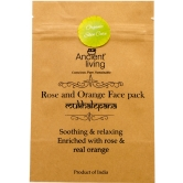 Ancient Living Rose & Orange Face Pack-40gm