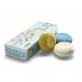 Anuspa Pearl Set - Exclusive Pack Of 3 Quality Herbal Soaps (125 Gm Each) Containing Genuine Pearl Powder (motipisti)