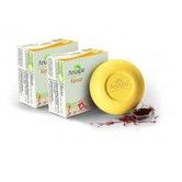 Anuspa Kesar Soap For A Glowing Skin (125 Gm) Set Of Two Soaps