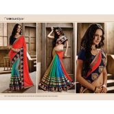 Colourfull Saree