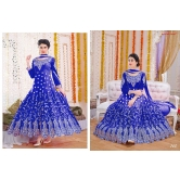 Fancy Look Party Wear Anarkali Salwar Suit_708
