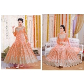 Fancy Look Party Wear Anarkali Salwar Suit_705