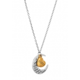 Sisterly Love Pendant Necklace