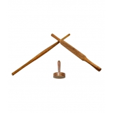 Wooden Kitchen Tools - Set Of 3