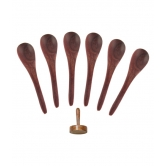 For Those Who Love To Cook, Desi Karigar Presents This Beautifull Wooden Ladle Set Of 5. Desi Karigar Traditional Hand Carved Cooking Accessories, Out Of Best Quality Long Lasting Processed Natural Wood. Unmatchable Elegance Adorning Your Lifestyle . It R