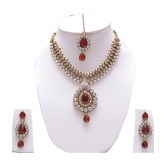 888 American Diamond Necklace Set By Fast India Shop
