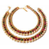 Kundan Rajwadi Wedding Jewellry