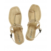 Ekolhapuri Designers Exclusive Kolhapuri Leather Sandal
